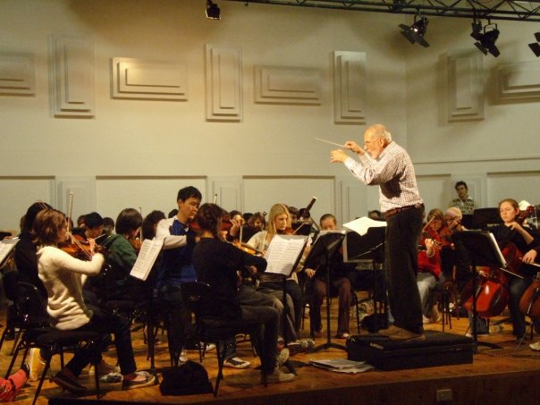 Sydney Youth Orchestra Philharmonic