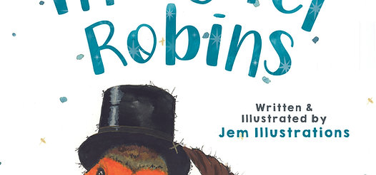 The Secret Robins: Children's Picture Book