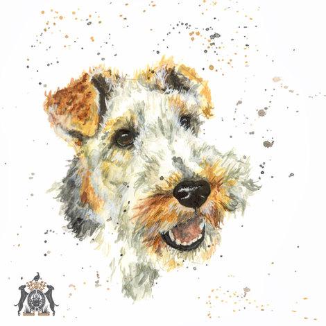 watercolour pet artist