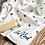 Thumbnail: 'Bee Kind' Tea Towel