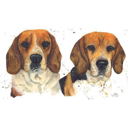 bespoke dog watercolour art