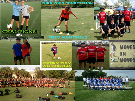 How to Become a Confident Soccer Player