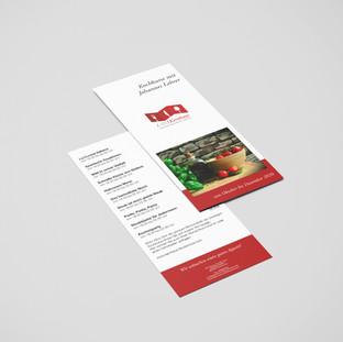 Kochkursprogrammflyer Q4 2020 Kernhaus-Freutsmoos
