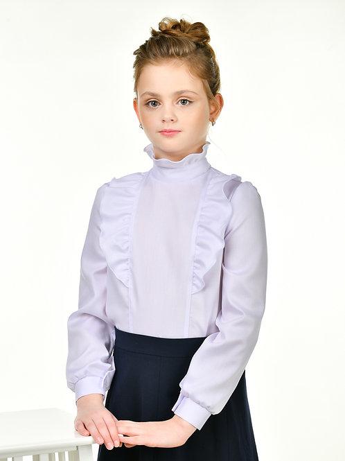 Блузка арт.10210 белая