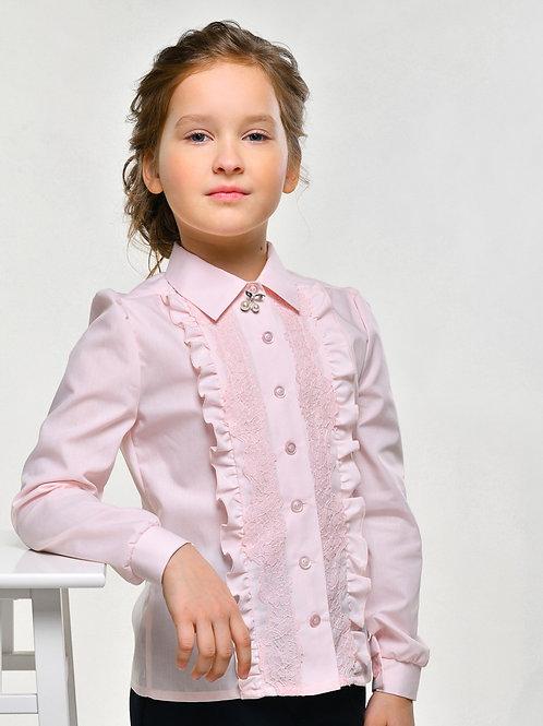 Блузка арт.10912 роз