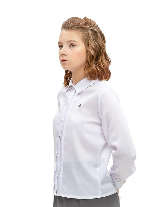 Блузка школьная для девочки подростка