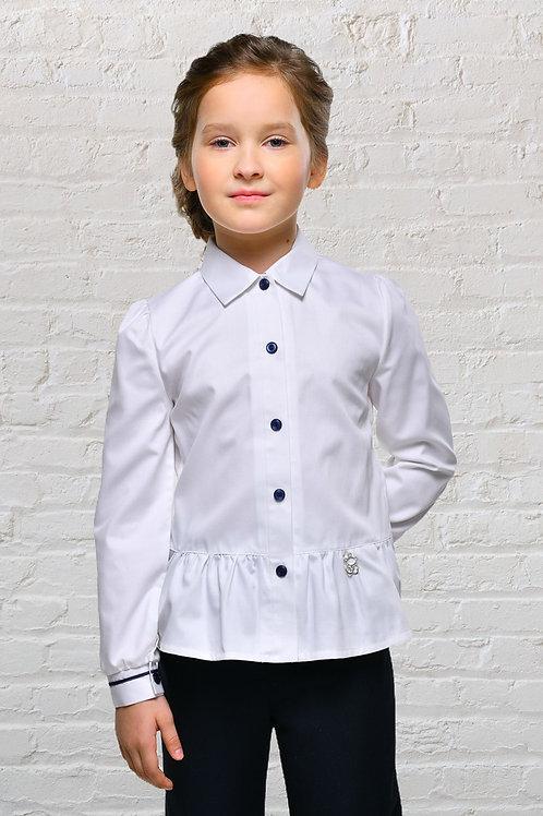 Блузка для девочки младших классов