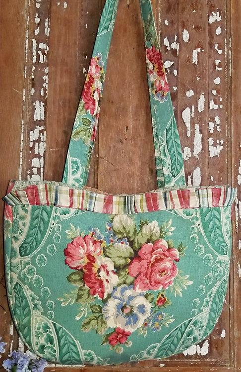 Pink & Turquose Bag