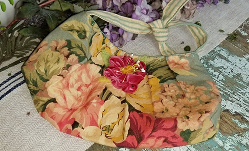 Arm Purse in Vintage Floral