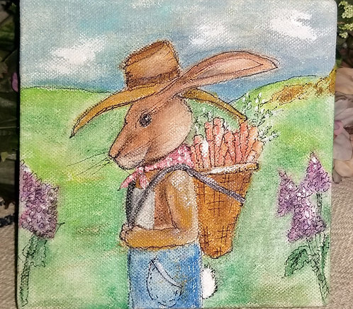Farmer Bunny