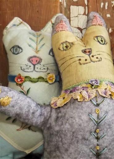 Clever Kittens for the Grandchild or Inner kid