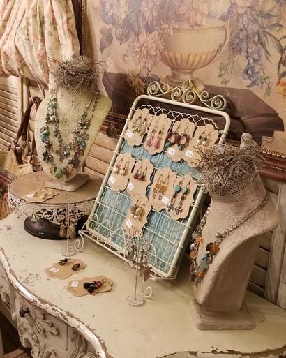 Jewelry by Victor & Angela Resendiz