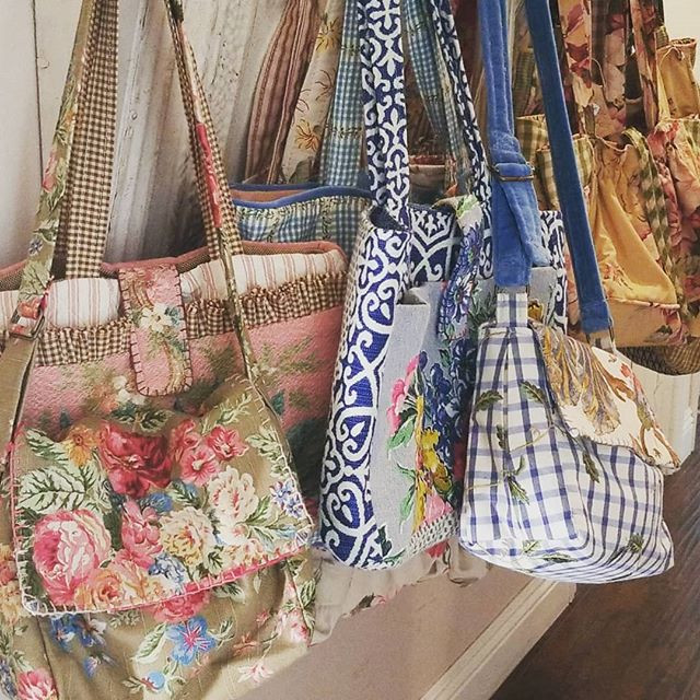 Tote Bags Galore!
