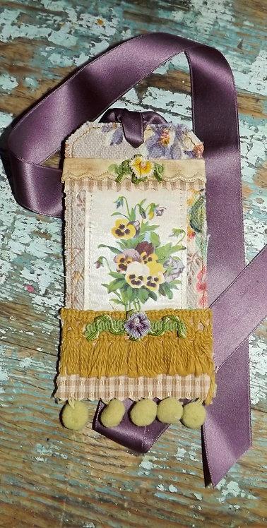 Embellished gift Tag #5