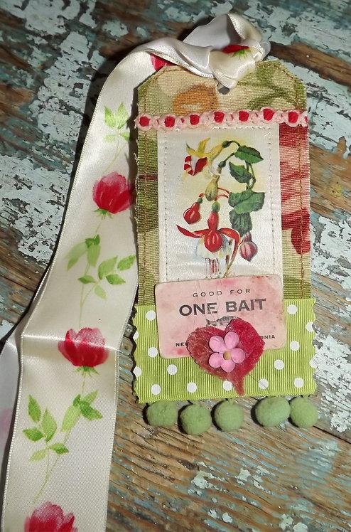 Embellished gift Tag #4