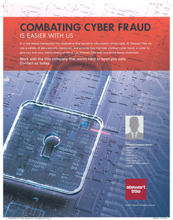 Cyber Security Full Page Ad