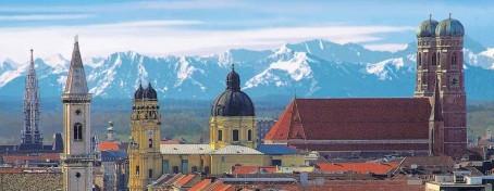 Sängerreise München