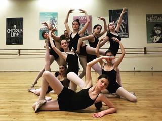 Ballet Broadway Bound