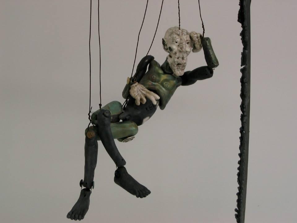 """""""Marionette in Repose"""""""