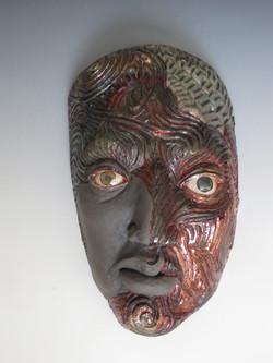 """Raku Mask"""