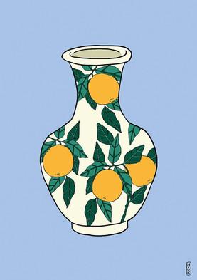 Arancia Vase