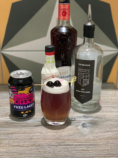 Beer Tails - Second City Sour