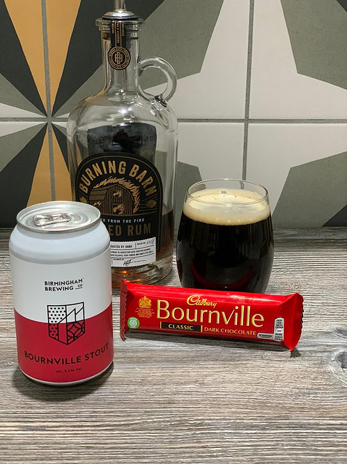 Beer Tails - Bournville Stoutini