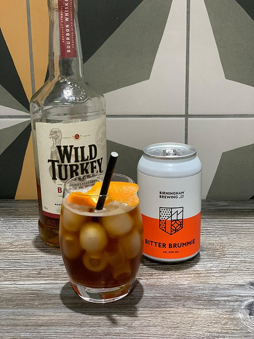 Beer Tails - Brummie Fashioned