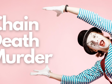 Chain Death Murder: Improv Games From On Stage to Online