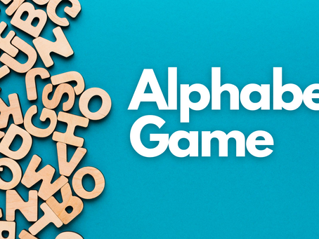 Alphabet Game: Improv Games From On Stage to Online