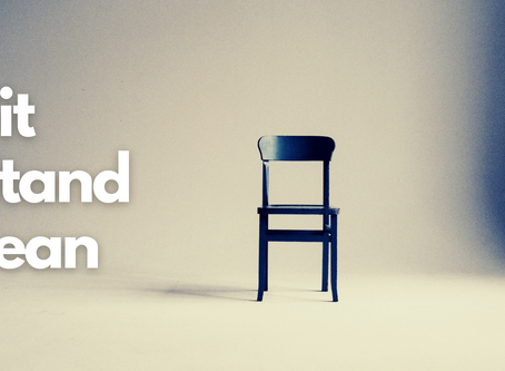 Sit Stand Lean: Improv Games From On Stage to Online