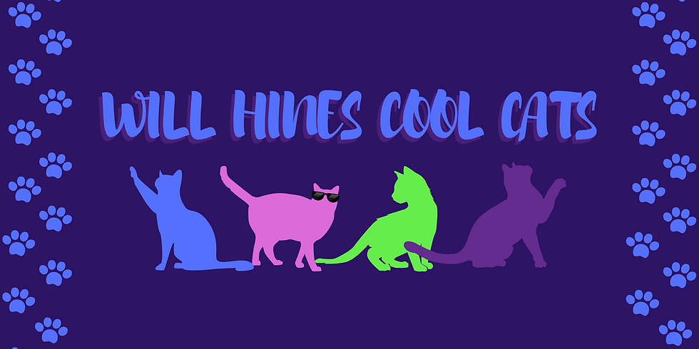 Friday Night Improv - Will Hines Cool Cats