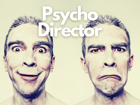 Psycho Director: Improv Games From On Stage to Online