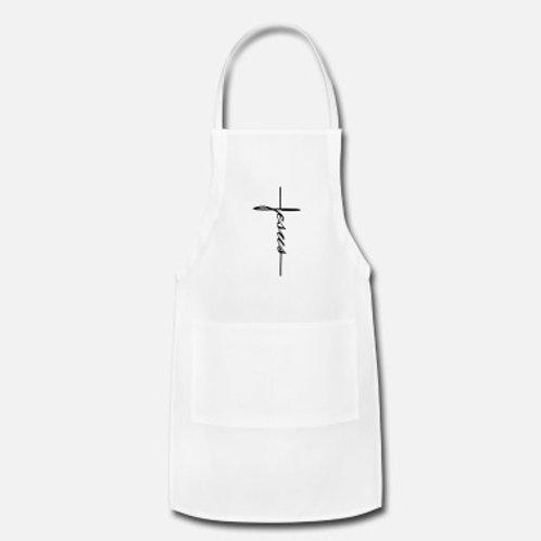 Adjustable Apron(Jesus)