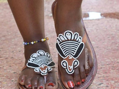 Black/White Flip-flop