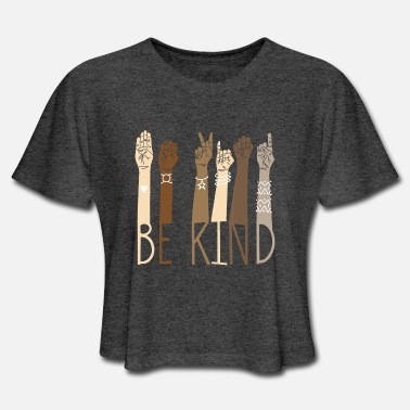 womens-cropped-t-shirt-Be Kind.jpg
