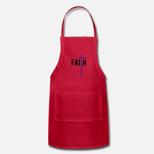 Adjustable Apron(Faith)