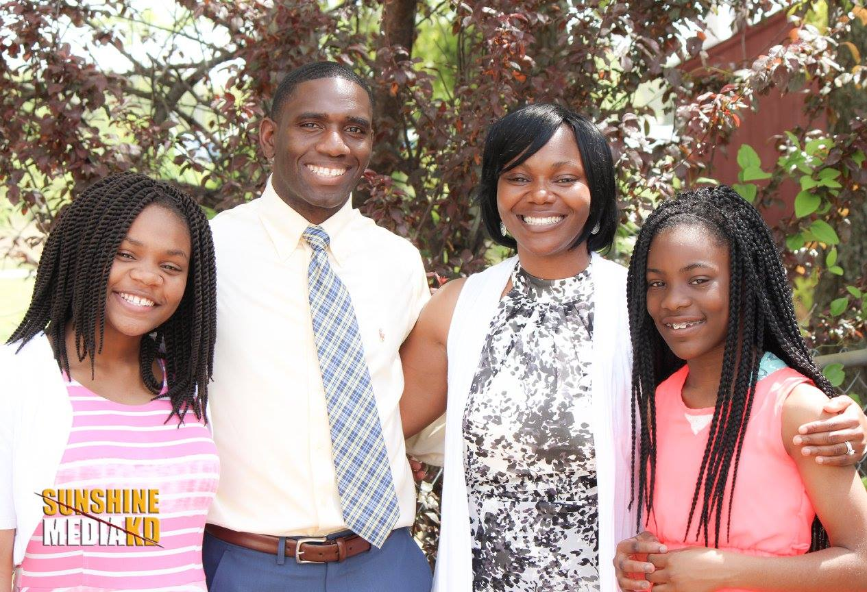 The Roberts-Perry Family