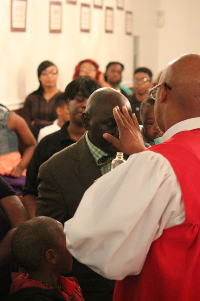 Apostle Whitfield & Pastor Crumpler