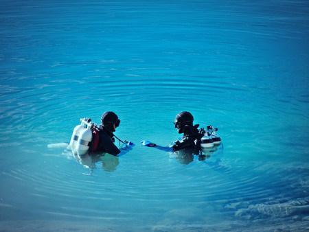 La plongée peut aider les patients qui souffrent de stress post-traumatique?