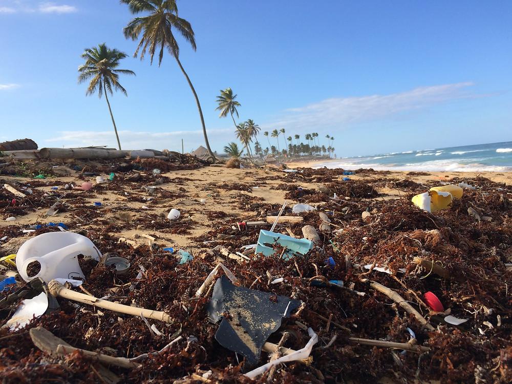 plastiques océans