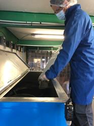 Laboratoire PHYSIOFORM expert des mélanges de poudres alimentaires