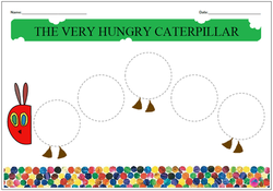 The Very Hungry Caterpillar Circles!