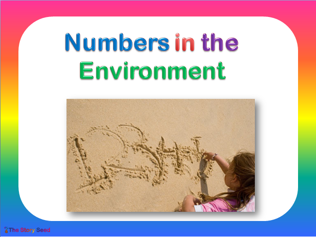 Numbers in the Environment