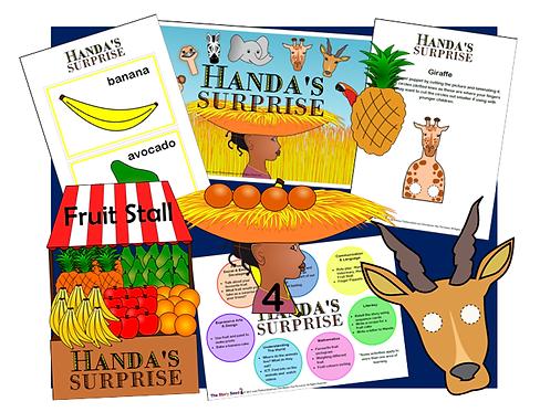 Handa's Surprise - Complete Resource Pack!