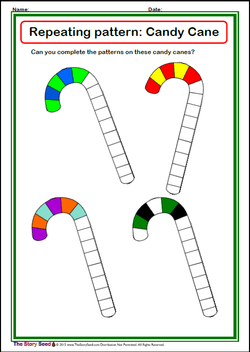 Repeating Patterns activity