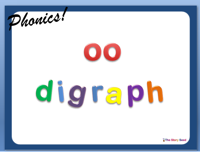 oo Phonics Power Point