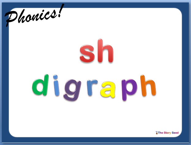 sh Phonics Power Point