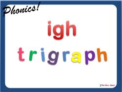 igh Phonics Power Point