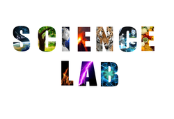 Science Lab banner